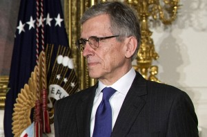 FCC Chairperson and Former Lobbyist Tom Wheeler